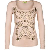Versace Jeans Bluzka z długim rękawem rosa chiaro 1VJ21D00T-J11