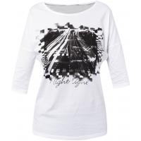 Monnari T-shirt z urbanistycznym nadrukiem TSH3080