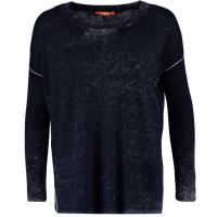 BOSS Orange LANTHA Sweter niebieski BO121I02B-K11
