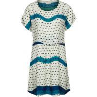 Quiksilver KENSIE Sukienka letnia turkusowy QU121C00V-608
