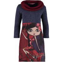 Smash ESTATIC - Sukienka dzianinowa - czerwony SM421C03R-G11