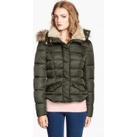 H&M Watowana kurtka 42520-A