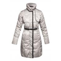 Monnari Pikowany płaszcz w militarnym stylu COT1010