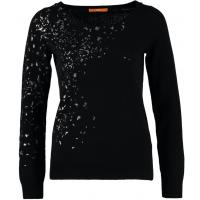 BOSS Orange LARINA Sweter black BO121I02N-Q11
