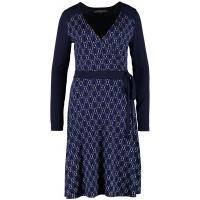 Anna Field Sukienka z dżerseju niebieski AN621C0L9-K11