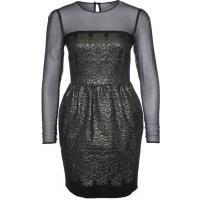 Sisley Sukienka koktajlowa czarny 7SI21C02S-802