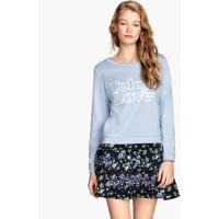 H&M Bluza z nadrukiem 65446-E