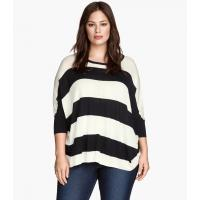 H&M H&M+ Cienki sweter 72519-C