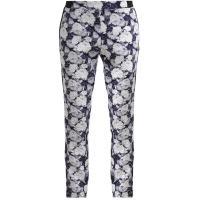 Vila VIAUGUST Spodnie materiałowe Black Iris V1021A05G-Q11