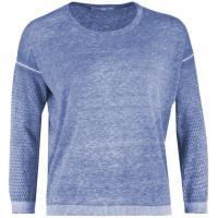 BOSS Orange INJKA Sweter medium blue BO121I02S-K11
