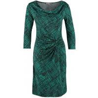 Anna Field Sukienka z dżerseju green/black AN621C0L3-M11