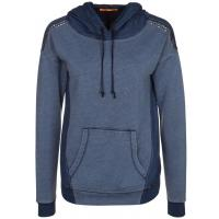 BOSS Orange TIKITA Bluza z kapturem navy BO121J009-K11
