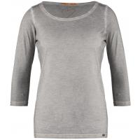 BOSS Orange TASFIAS Bluzka z długim rękawem charcoal BO121D04H-C11