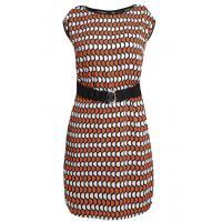 Monnari Sukienka z geometrycznymi wzorami DRE0560