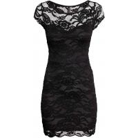 H&M Koronkowa sukienka 0289596001 Czarny
