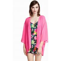 H&M Kimono 0256607021 Neonoworóżowy