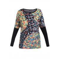 Monnari Kobiecy t-shirt z siateczki TSH4970