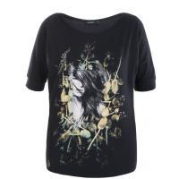 Monnari T-shirt z tajemniczym portretem TSH4170