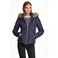 H&M Padded jacket 0309509003 Dark blue