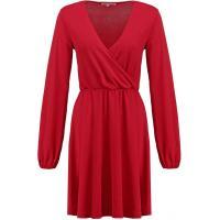 Anna Field Sukienka z dżerseju red AN621CA27-G11
