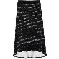 Anna Field Spódnica trapezowa white/black AN621B037-A11