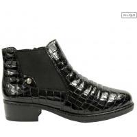 Botki RIEKER 72661-01 black 8019472