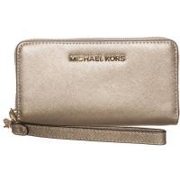 MICHAEL Michael Kors JET SET Portfel pale gold MK151F00Z-F11