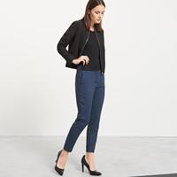 Reserved Eleganckie spodnie QD266-MLC