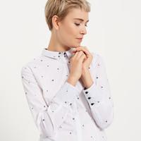 Reserved Koszula we wzory QE448-00X