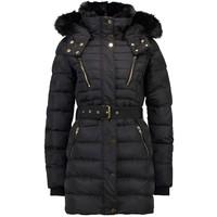 Vero Moda VMSMASH Płaszcz zimowy black VE121Q008-Q11