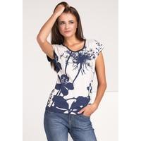 Monnari T-shirt z kwiatowym printem TSHIMP0-16J-TSH4470-KM13D004-R0S