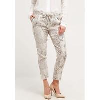 Witty Knitters FLORA Spodnie materiałowe beige WK221A00X