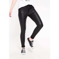 Vila VICOMMIT Spodnie materiałowe black V1021N037