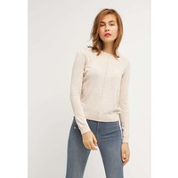 Topshop Sweter taupe/beige TP721I05W
