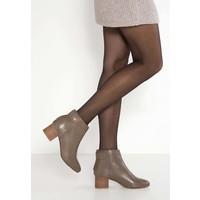 Topshop BONNET Ankle boot taupe/beige TP711N03R
