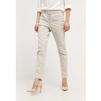 TOM TAILOR DENIM LYNN Jeansy Relaxed fit dusty beige TO721N01E