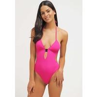 Calvin Klein Swimwear Kostium kąpielowy merengue pink C1781D00F