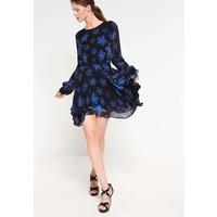Just Cavalli Sukienka letnia black JU621C05Q