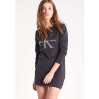 Calvin Klein Jeans DOVALINA Sukienka z dżerseju black C1821C01B
