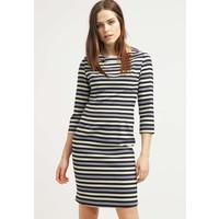 Sisley Sukienka letnia blue 7SI21C05E
