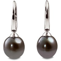 Tchibo Srebrne kolczyki ze słodkowodną perłą hodowlaną 400094160