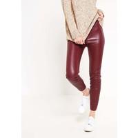 BOSS Orange SAPALI Spodnie materiałowe burgundy BO121A04A