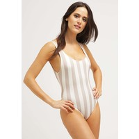 Solid & Striped THE ANNE-MARIE Kostium kąpielowy nude/cream QS681D001