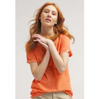 BOSS Orange TAMIASI T-shirt basic medium orange BO121D05I
