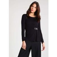 Versace Jeans Bluzka z długim rękawem black 1VJ21D01P