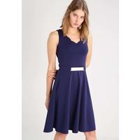 Anna Field Sukienka z dżerseju peacoat AN621CA4F