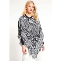Even&Odd Sweter black/white EV421IA2D