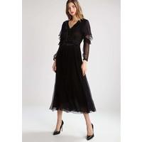 Just Cavalli Długa sukienka black JU621C06D