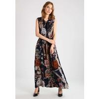 Just Cavalli Długa sukienka black JU621C068