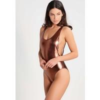 Missguided Kostium kąpielowy bronze M0Q81D010